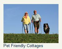 dog cottages in the uk